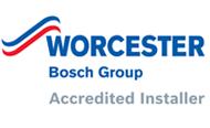 Worcester Accredited Installer Logo